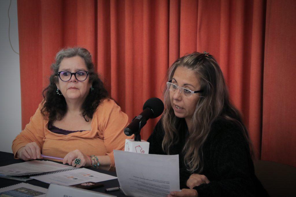 Piden a México adoptar enmienda; Conferencia de prensa.
